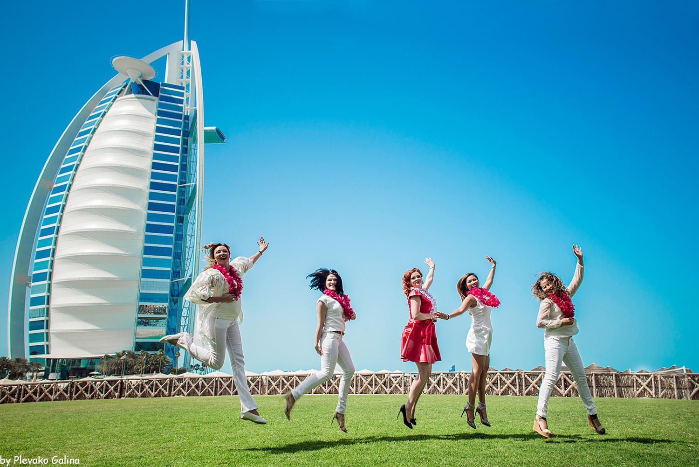Фотограф в Дубаи